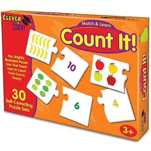 Count It! – Match & Learn Puzzle