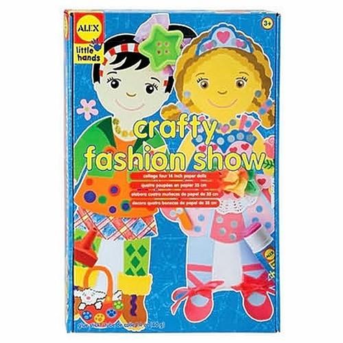 Crafty Fashion Show Create Fashions Kit