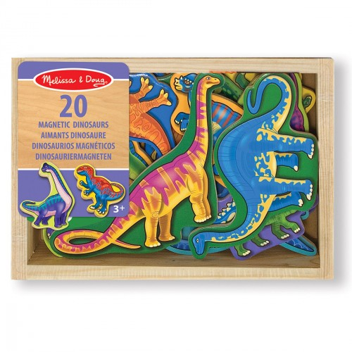 Dinosaurs – Paint by Numbers