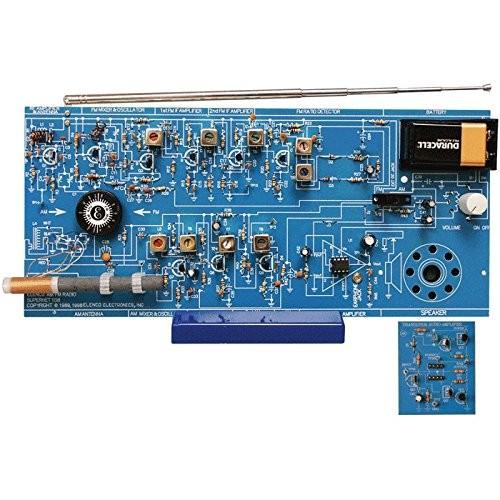 Electronic AM/FM Radio Kit