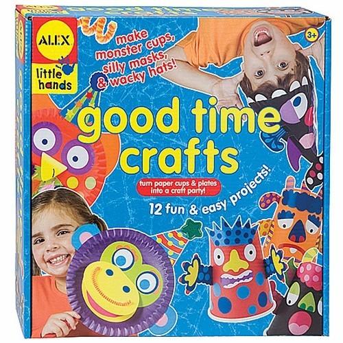Kids Craft Kit – Good Time Craft – Alex Toys