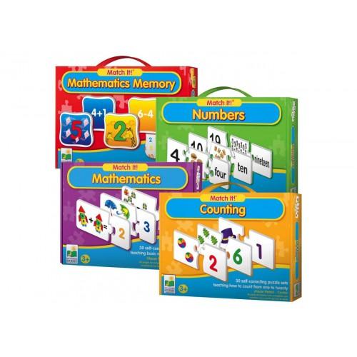 Match It – Money Bingo – Learning Journey