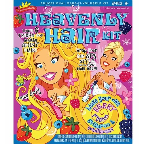 Heavenly Hair Science Kit