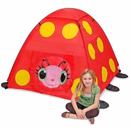 Mollie Ladybug Play Tent
