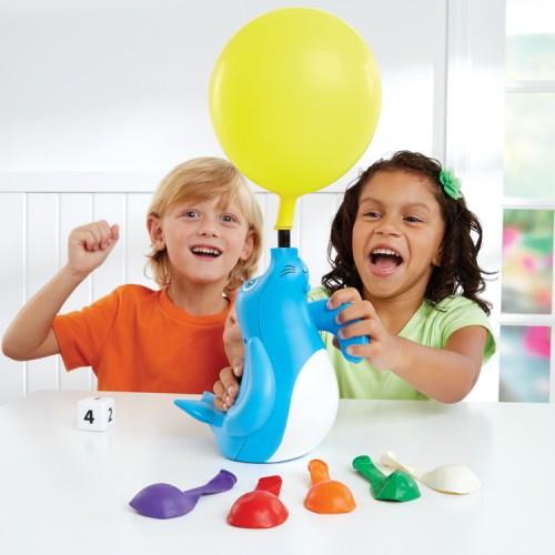 Buddy's Balloon Launch Preschool Action Game