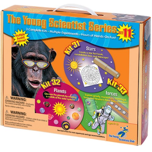 Stars, Planets, Forces Science Kit