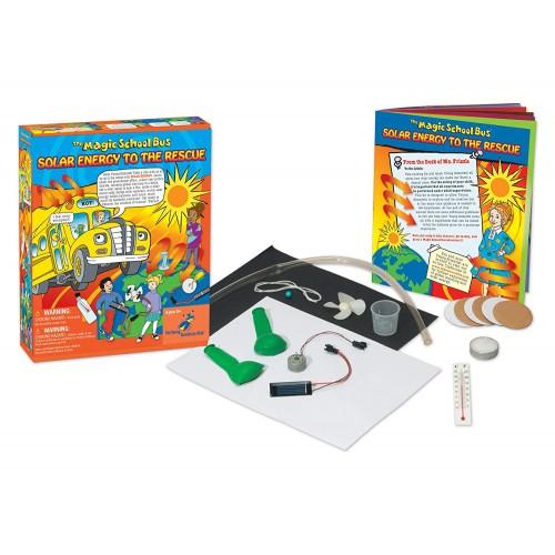 Solar Energy – the Magic School Bus Science Kit