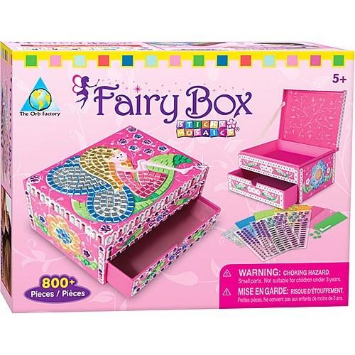 Sticky Mosaics Fairy Box
