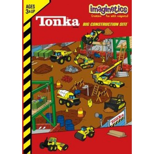 Tonka Trucks: Construction Site