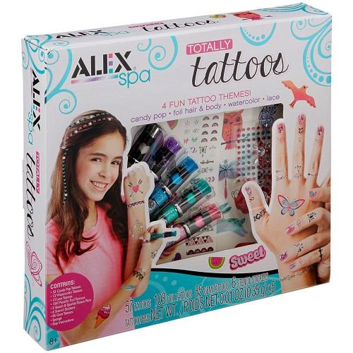 Totally Tattoos Girls Craft Kit