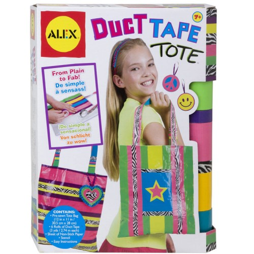 Duct Tape Tote Craft Kit