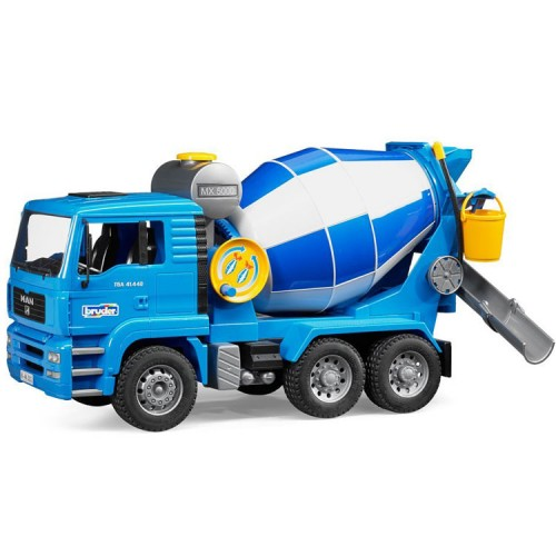 Mixer Truck Toy : Bruder man cement mixer toy truck educational toys planet