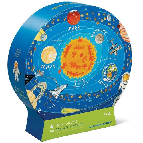 Solar System 60 pc Puzzle in Gift Box