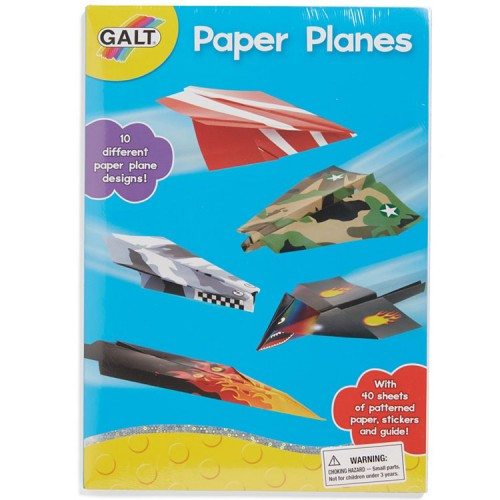 Paper Planes Craft Kit