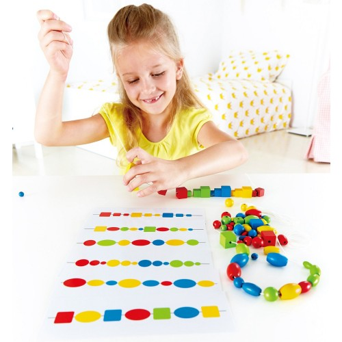 Logic Beads Pattern Matching Set