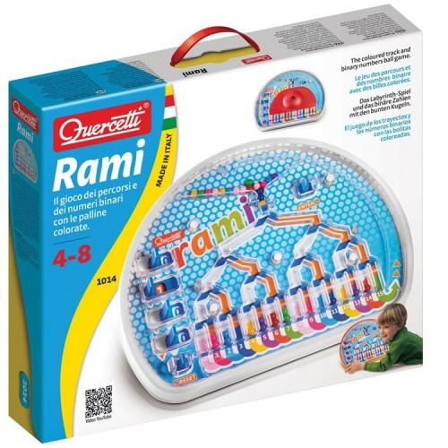 Quercetti Rami Color Balls Sorting Machine