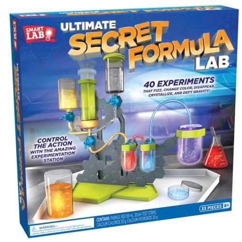 Ultimate Secret Formula Lab Science Kit