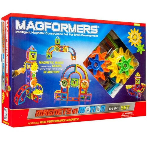 Gear Building Toys For Boys : Magformers pc large gear magnetic building set
