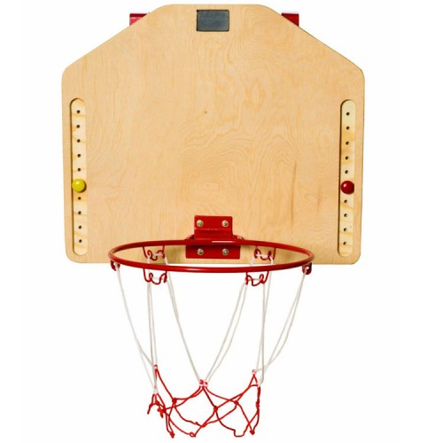 Kids woodworking building set basketball hoop for How to build a basketball goal