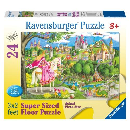 10 Disney Princess Floor Puzzle