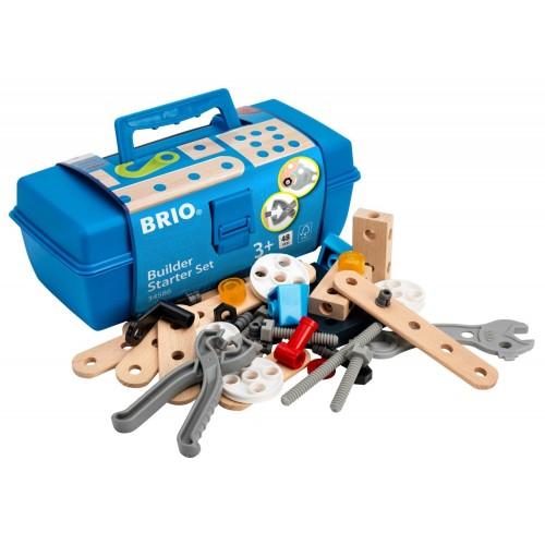 Brio Builder Starter 48 pc Construction Set