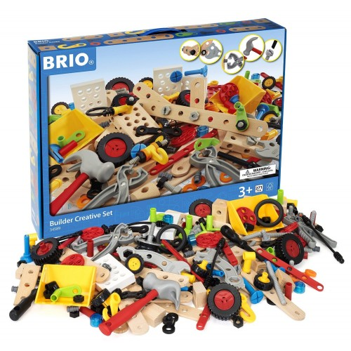 Brio Builder 270 pc Creative Construction Set