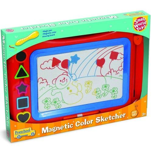 Preschool Magnetic Color Doodle Sketcher