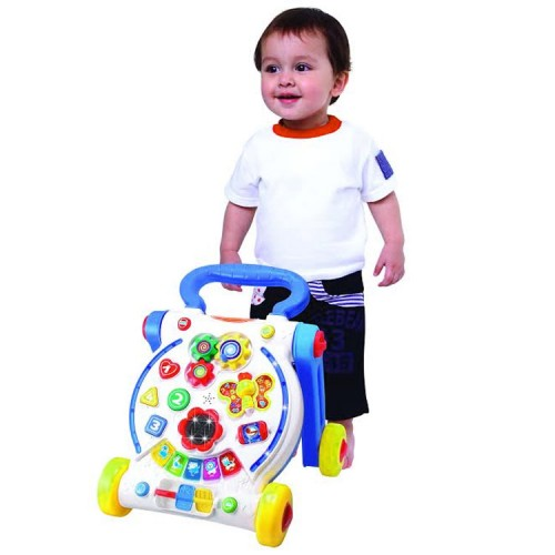 Learning Activity Walker Toddler Push Toy Educational
