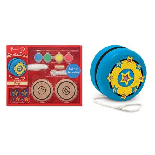 Yo-Yo Craft Decorate Your Own Yo-Yo