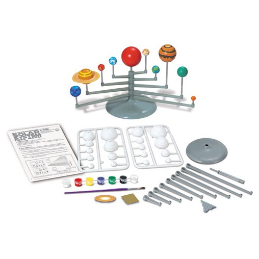 Solar System And Planet Toys : Solar system model craft kit educational toys planet