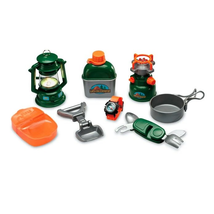 Camping Toys Product : Camp set toy camping kit educational toys planet