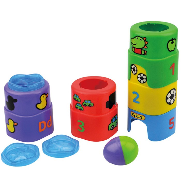 Manipulative Educational Toys : Smart stacker baby manipulative toy educational toys planet