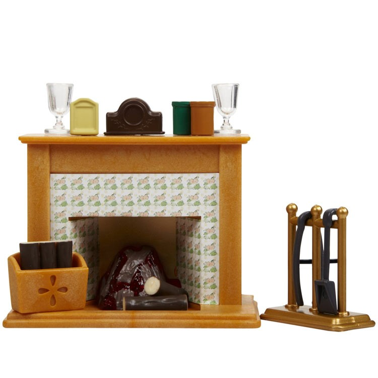 Calico Critters Deluxe Living Room Set Educational Toys Planet