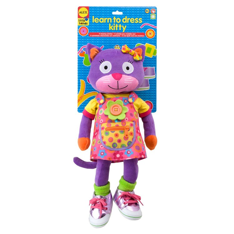 Amazon.com: Alex Discover Learn to Dress Monkey: Toys & Games