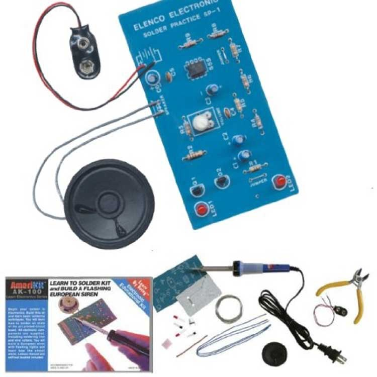 Best Learn To Solder Kit 2019: Recommended Review & Guide