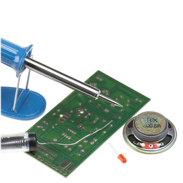 Learn To Solder Kits from Rocket Dept. - YouTube