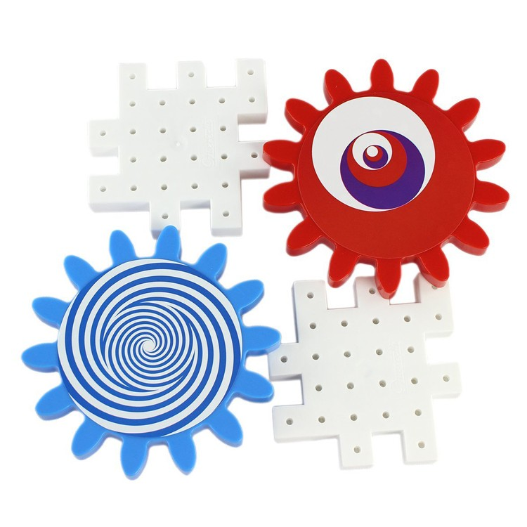 Quercetti Georello Kaleido Gears Set Educational Toys Planet