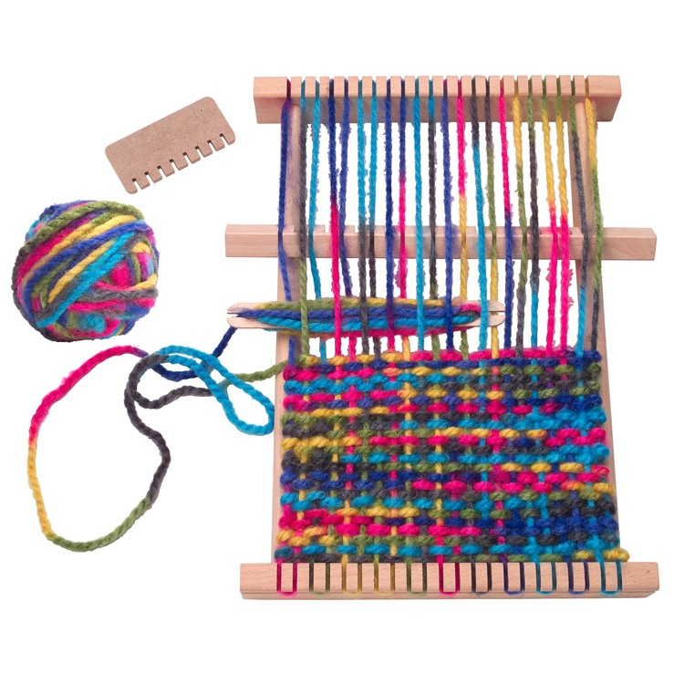 Giant Weaving Loom Girls Fashion Craft Kit Educational