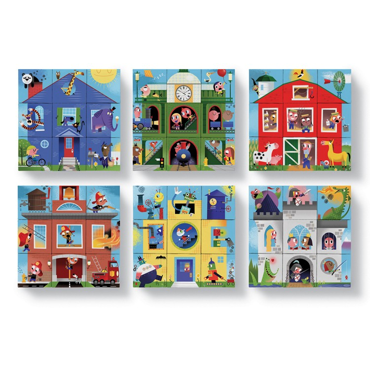 Building Toys For Little Boys : Little architect jumbo building blocks boy builders set
