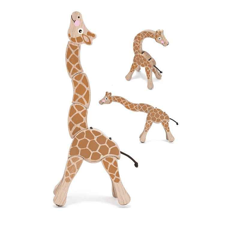 giraffe baby grasping toy educational toys planet. Black Bedroom Furniture Sets. Home Design Ideas