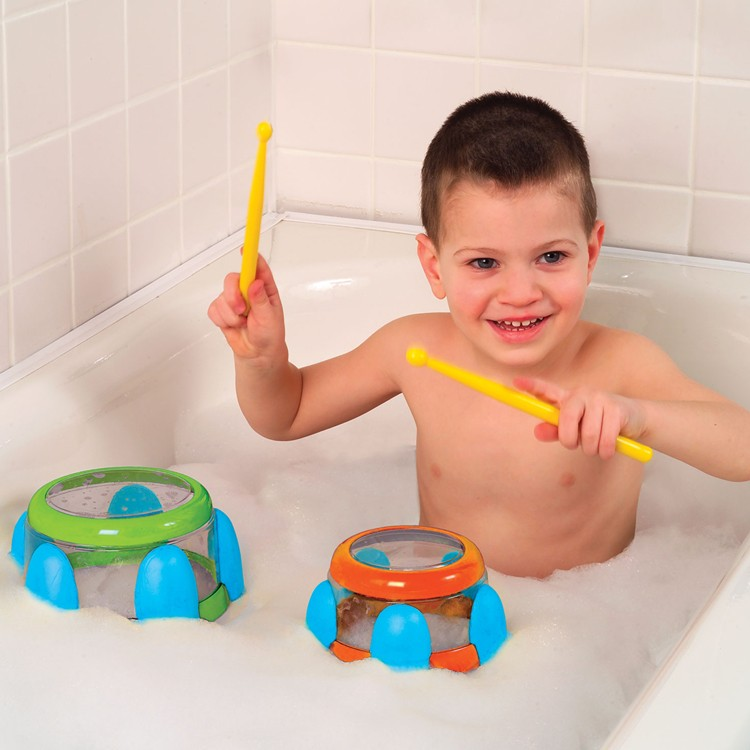 Water Drums Bath Music Toy Educational Toys Planet