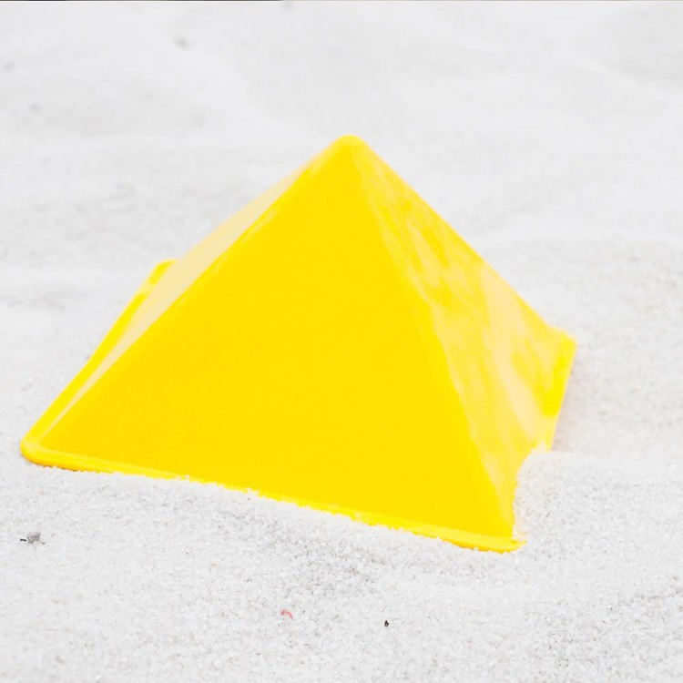 Pyramid Mold Sand Building Toy Educational Toys Planet