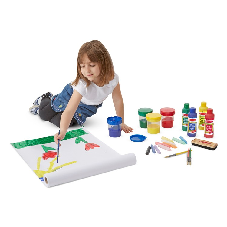 Toys For Painting : Kids art easel accessory set educational toys planet