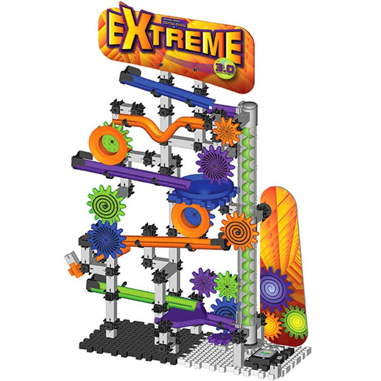 Techno Gears Marble Mania Extreme 3 0 Educational Toys
