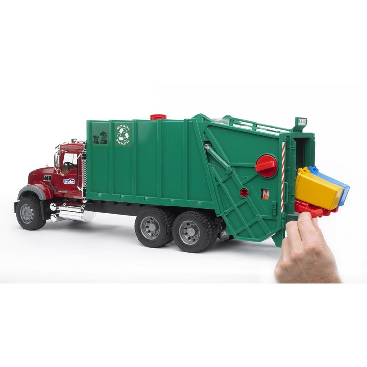 bruder trucks toys r us with Bruder Scania R Series Green Red Toy Garbage Truck on Bru 2812 together with Watch likewise Watch furthermore John Deere Gator Xuv Ride On Tractor in addition Bruder Scania R Series Orange Toy Garbage Truck.