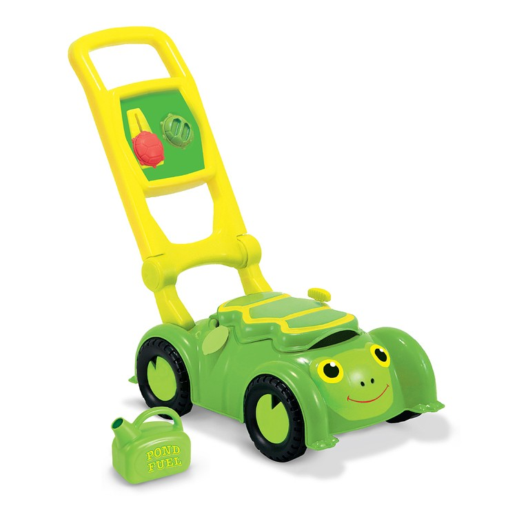 Toy Lawn Mower : Tootle turtle toy lawn mower educational toys planet