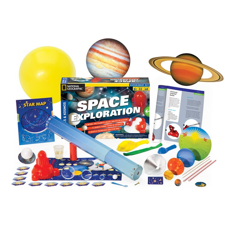 Space Exploration Astronomy Science Kit - Educational Toys ...