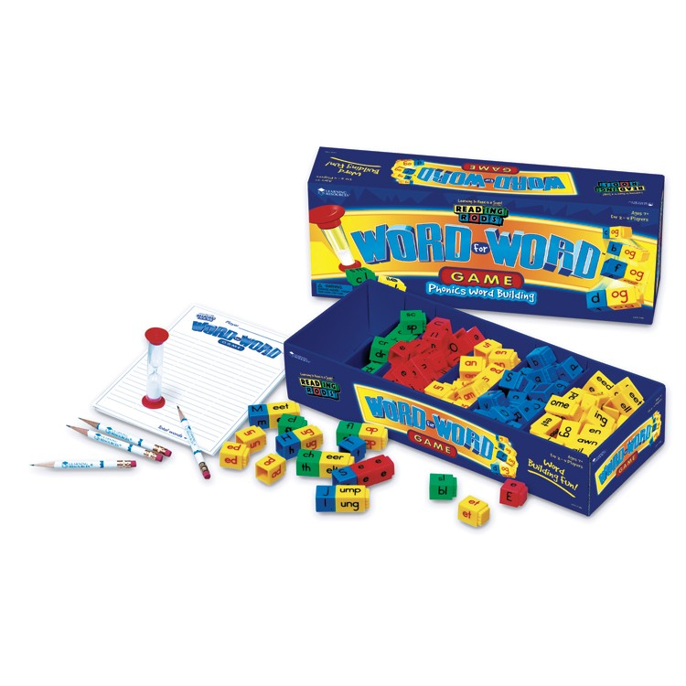 Word for Word Game Phonics Activity Set - Educational Toys