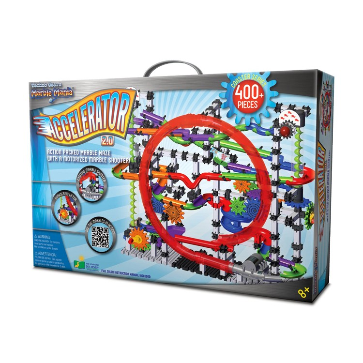 Techno Gears Marble Mania Accelerator 2 0 Educational