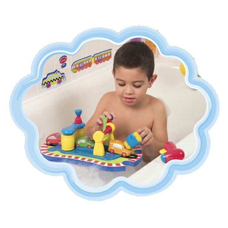 Car Wash Bathtub Toy Educational Toys Planet